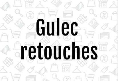 Gulec retouches