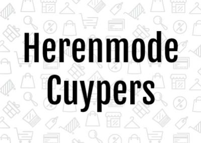 Herenmode Cuypers