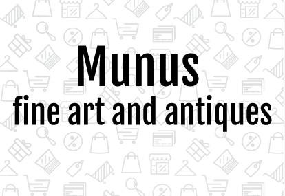 Munus fine art and antiques