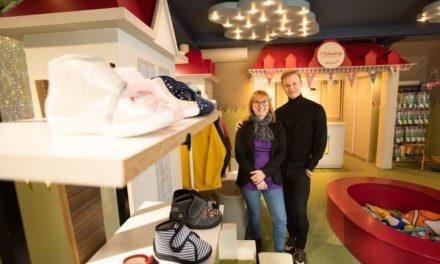 Jan van 't Schoentje breidt uit en blaast Shopping 3 nieuw leven in