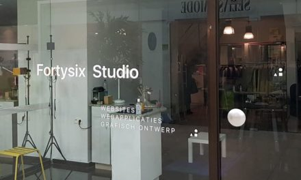 NEW in Shopping 3 GENK : creatief bureau fortysix.be !